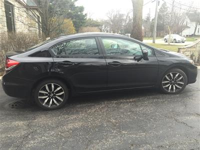 2015 Honda Civic lease in Highland Park,IL - Swapalease.com