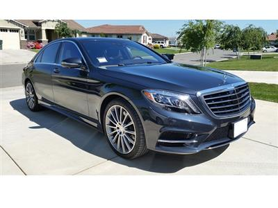 2015 Mercedes-Benz S-Class lease in Plumas lake,CA - Swapalease.com