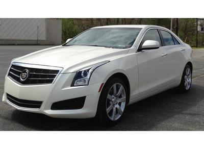 2014 Cadillac ATS lease in Henderson,KY - Swapalease.com