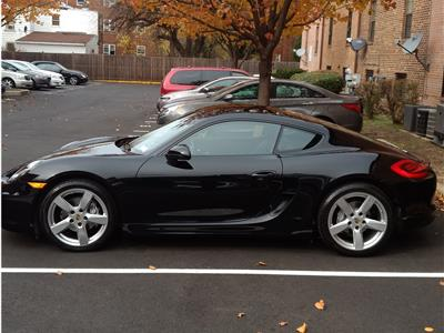 2015 Porsche Cayman lease in Washington,DC - Swapalease.com