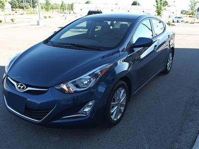 2015 Hyundai Elantra lease in Wickliffe,OH - Swapalease.com