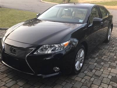 2015 Lexus ES 350 lease in Tenafly,NJ - Swapalease.com