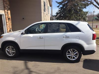 2015 Kia Sorento lease in Apple Valley,MN - Swapalease.com