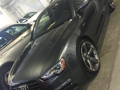 2015 Audi S5 lease in Wish ,NE - Swapalease.com
