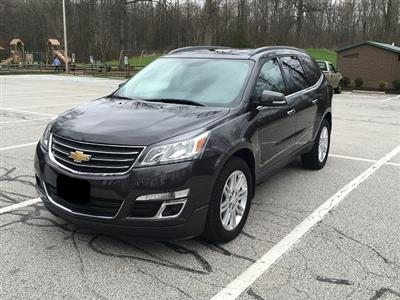 2015 Chevrolet Traverse lease in Bay Village,OH - Swapalease.com