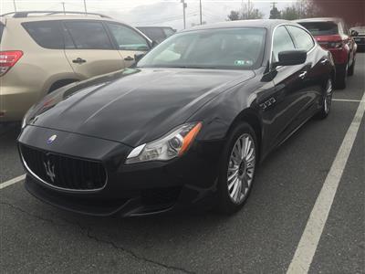 2014 Maserati Quattroporte lease in Allen Town,PA - Swapalease.com
