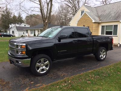 2015 Chevrolet Silverado 1500 lease in East Rochester,NY - Swapalease.com
