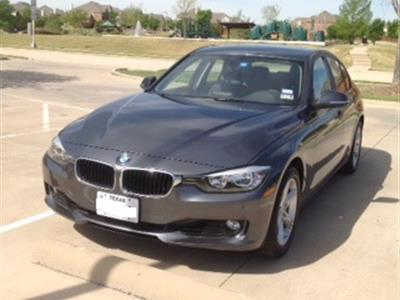2015 BMW 3 Series lease in Frisco,TX - Swapalease.com