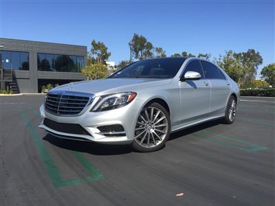 2015 Mercedes-Benz S-Class lease in Laguna Beach,CA - Swapalease.com