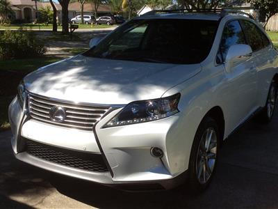 2015 Lexus RX 350 lease in melbourne,FL - Swapalease.com