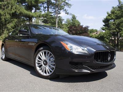 2014 Maserati Quattroporte lease in North Caldwell,NJ - Swapalease.com