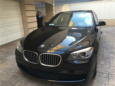 2015 BMW 7 Series lease in Hermosa Beach,CA - Swapalease.com