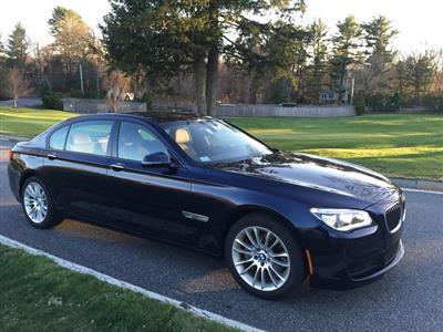 2015 BMW 7 Series lease in Weston,MA - Swapalease.com
