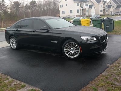 2015 BMW 7 Series lease in ,NJ - Swapalease.com