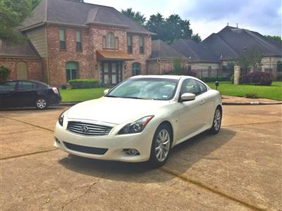2015 Infiniti Q60 lease in Houston,TX - Swapalease.com