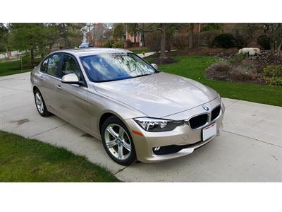 2014 BMW 3 Series lease in Hudson,OH - Swapalease.com