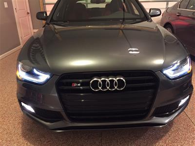 Audi S4 Lease Esc