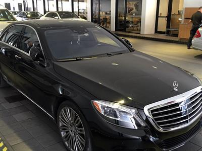 2015 Mercedes-Benz S-Class lease in Coral Gables,FL - Swapalease.com