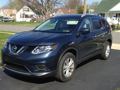 2016 Nissan Rogue lease in Philadelphia,PA - Swapalease.com
