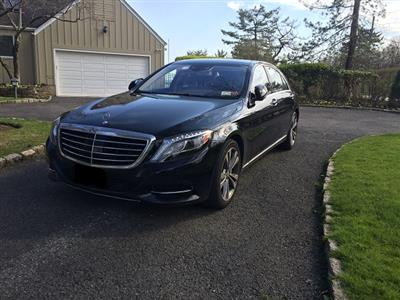 2015 Mercedes-Benz S-Class lease in Rye,NY - Swapalease.com