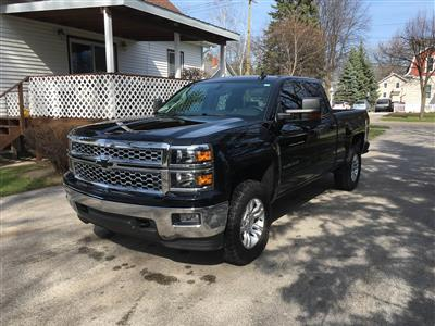 2015 Chevrolet Silverado 1500 lease in Bay City,MI - Swapalease.com