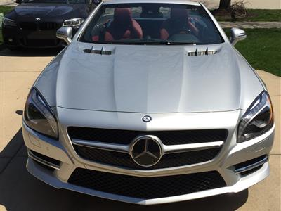 2015 Mercedes-Benz SL-Class lease in West Chicago,IL - Swapalease.com