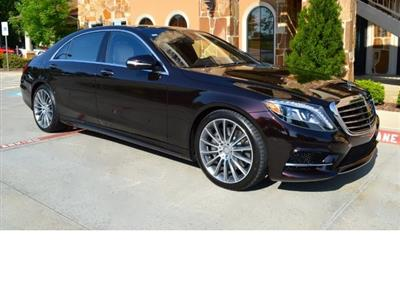 2016 Mercedes-Benz S-Class lease in Wayne,NJ - Swapalease.com