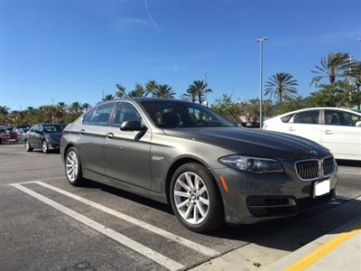 2014 BMW 5 Series lease in North Hollywood,CA - Swapalease.com