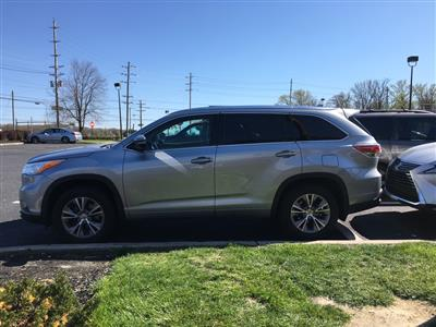 2014 Toyota Highlander lease in Cherry Hill,NJ - Swapalease.com