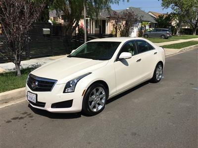 2015 Cadillac ATS lease in Los Angeles,CA - Swapalease.com