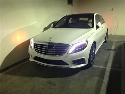 2015 Mercedes-Benz S-Class lease in Los Angeles,CA - Swapalease.com