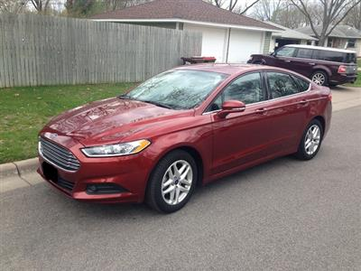 2014 Ford Fusion lease in Cottage Grove,MN - Swapalease.com
