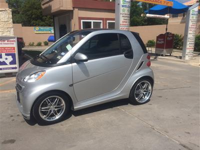 2014 smart fortwo lease in Irving,TX - Swapalease.com