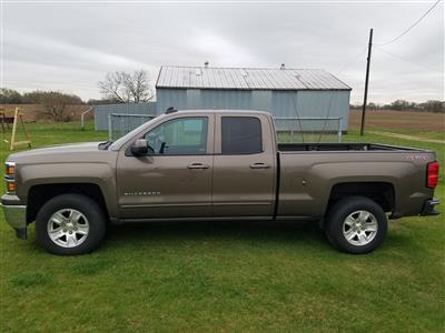 2015 Chevrolet Silverado 1500 lease in Jackson,MI - Swapalease.com