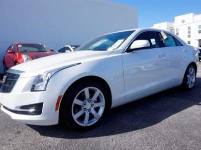2016 Cadillac ATS lease in Flushing,NY - Swapalease.com
