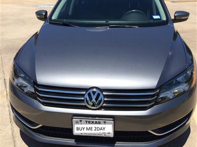 2014 Volkswagen Passat lease in Frisco,TX - Swapalease.com