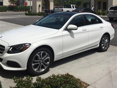 2015 Mercedes-Benz C-Class lease in Los Angelos,CA - Swapalease.com