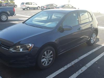 2016 Volkswagen Golf lease in Los Angeles,CA - Swapalease.com