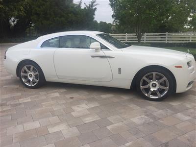 2015 Rolls-Royce Wraith lease in Ft. Lauderdale,FL - Swapalease.com