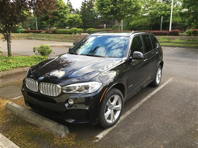 2016 BMW X5 lease in Tualatin,OR - Swapalease.com