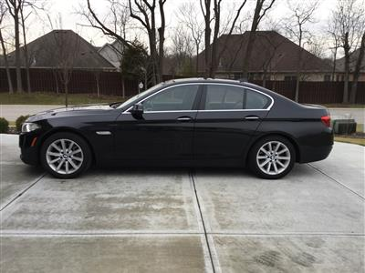2015 BMW 5 Series lease in Noblesville,IN - Swapalease.com