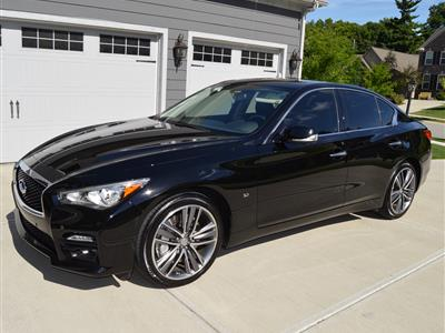 2014 Infiniti Q50S lease in Fishers,IN - Swapalease.com