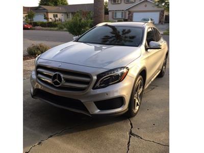 2015 Mercedes-Benz GLA-Class lease in San Jose,CA - Swapalease.com