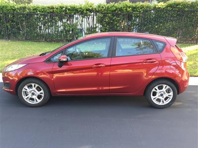 2015 Ford Fiesta lease in Thousand Oaks,CA - Swapalease.com
