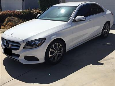 2015 Mercedes-Benz C-Class lease in Victorville,CA - Swapalease.com