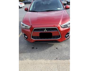 2015 Mitsubishi Outlander Sport lease in Plattsburgh,NY - Swapalease.com