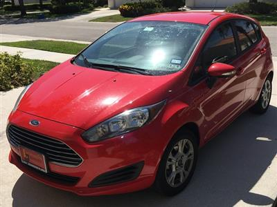 2014 Ford Fiesta lease in West Palm Beach,FL - Swapalease.com