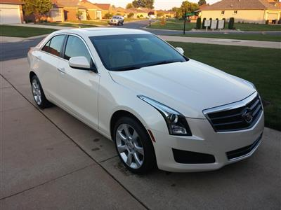 2014 Cadillac ATS lease in Macomb,MI - Swapalease.com