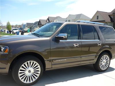 2016 Lincoln Navigator lease in Avon,OH - Swapalease.com