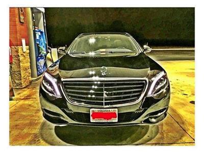 2016 Mercedes-Benz S-Class lease in Shantilly,VA - Swapalease.com